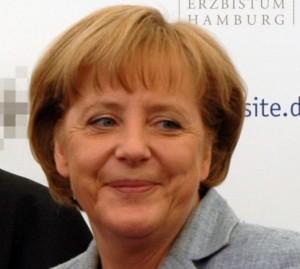 Selten zu Gast in Talkshows - Angela Merkel